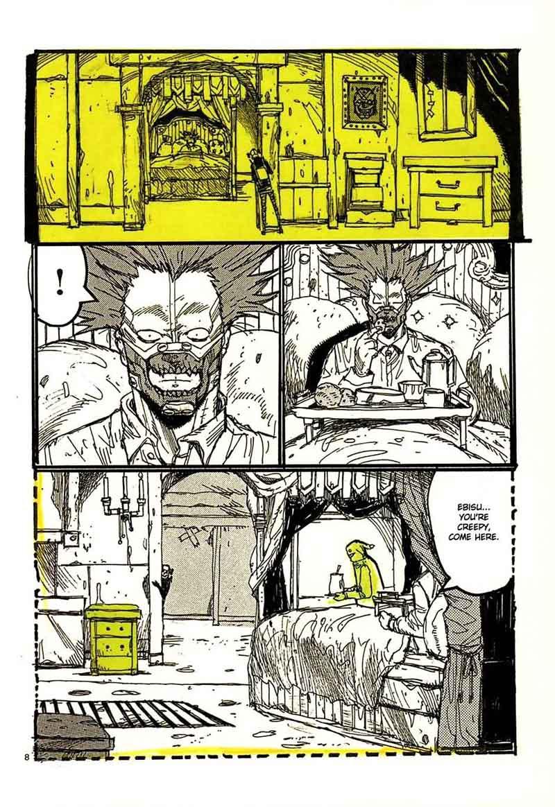 Dorohedoro, Chapter 17 image 032
