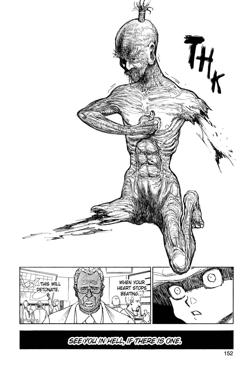 Hunter X Hunter, Chapter 298 image 004