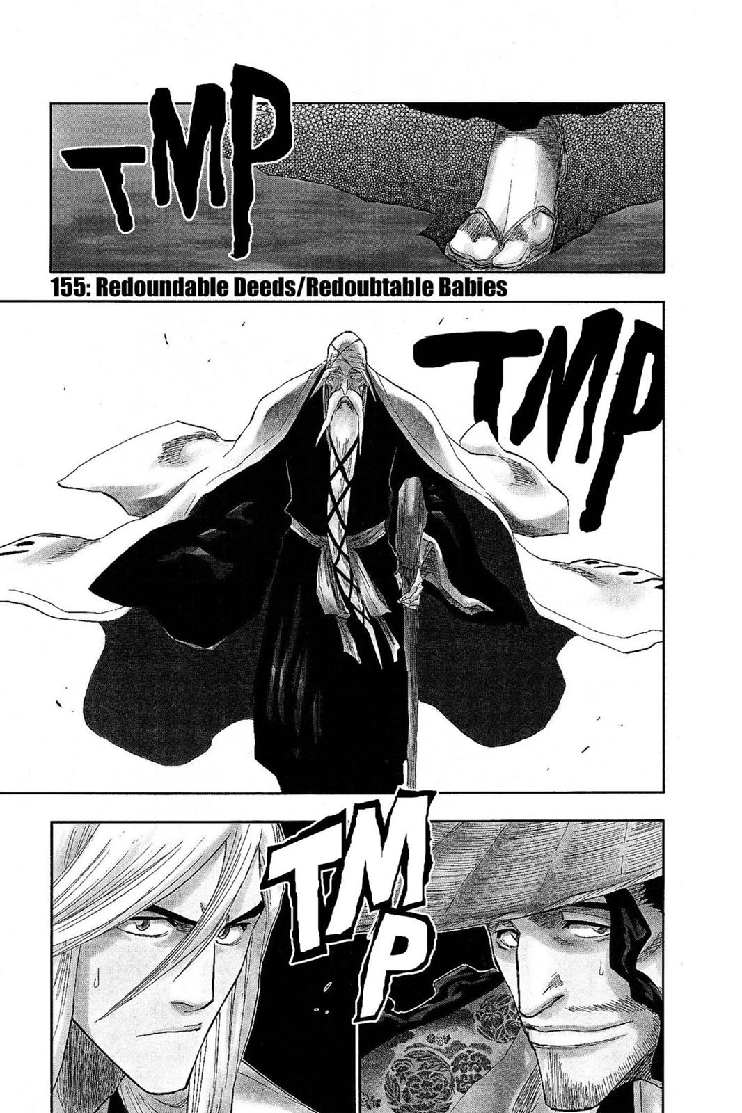 Bleach, Chapter 155 image 001