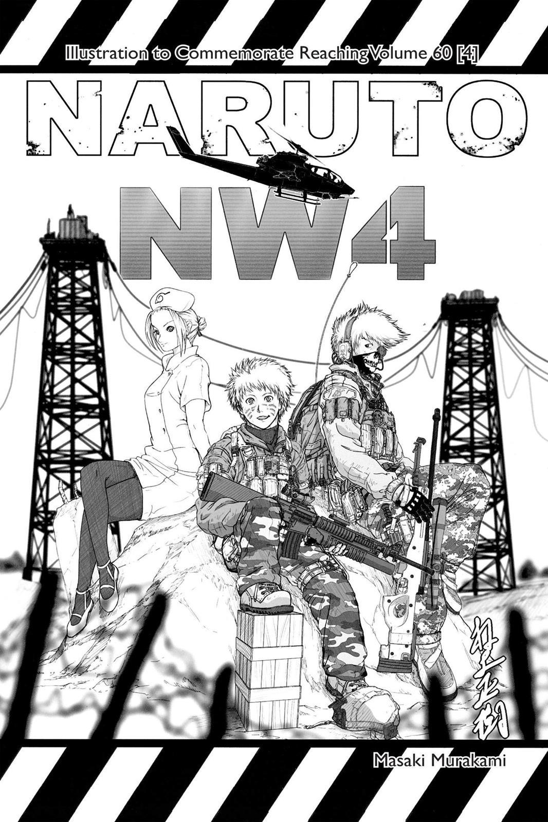 Naruto, Chapter 568 image 018