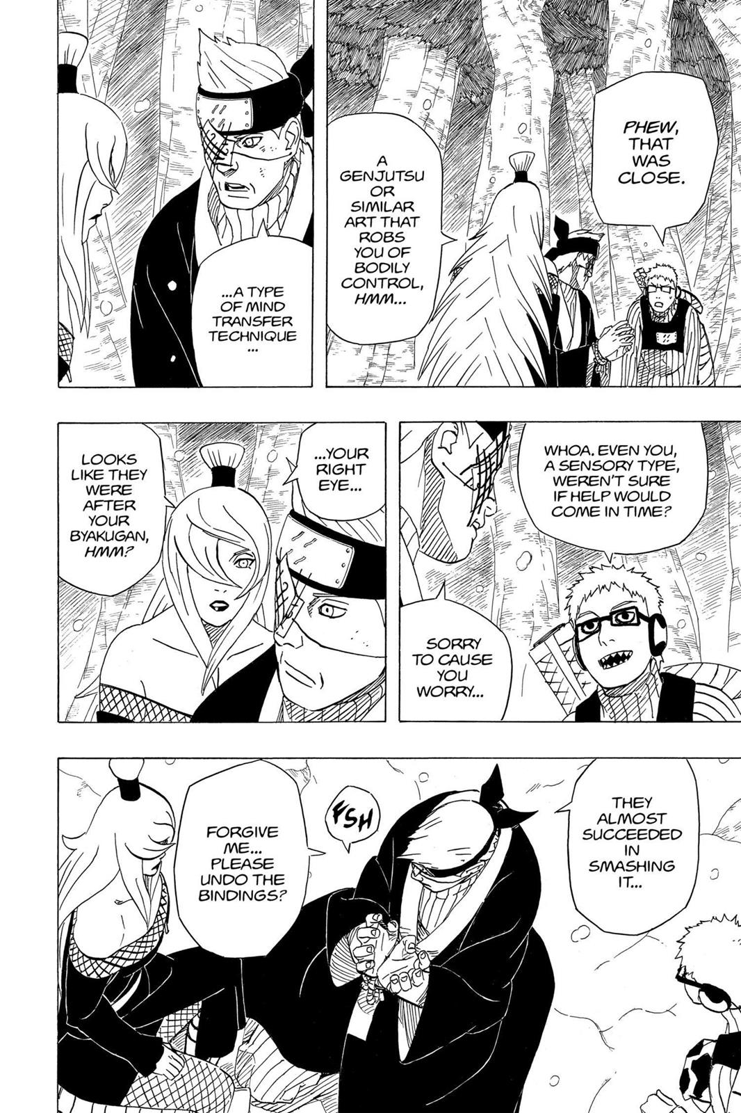 Naruto, Chapter 473 image 011