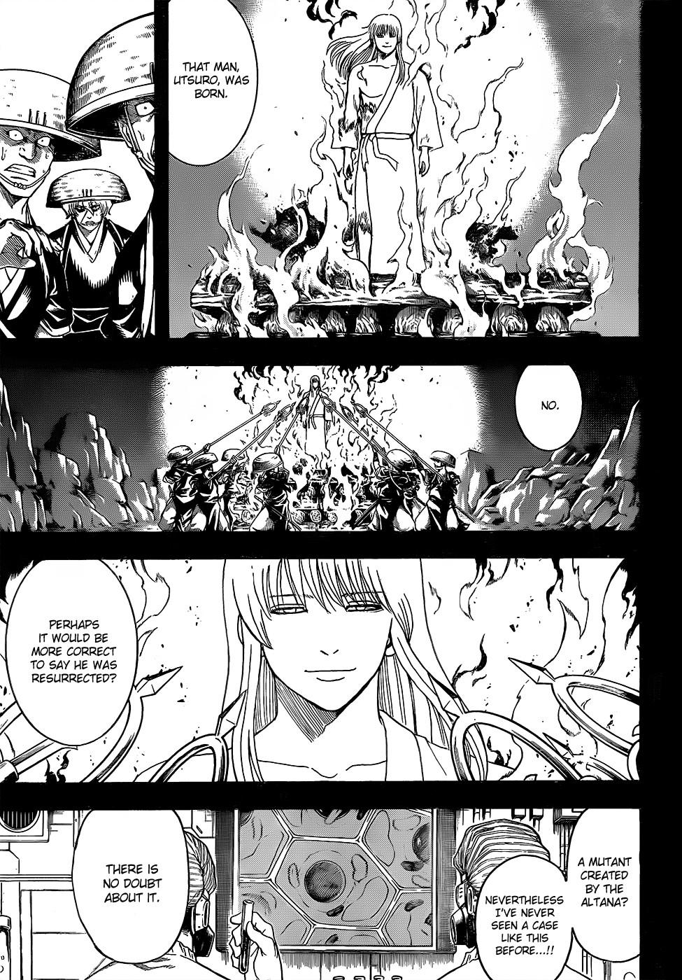 Gintama Chapter, 593 image 005