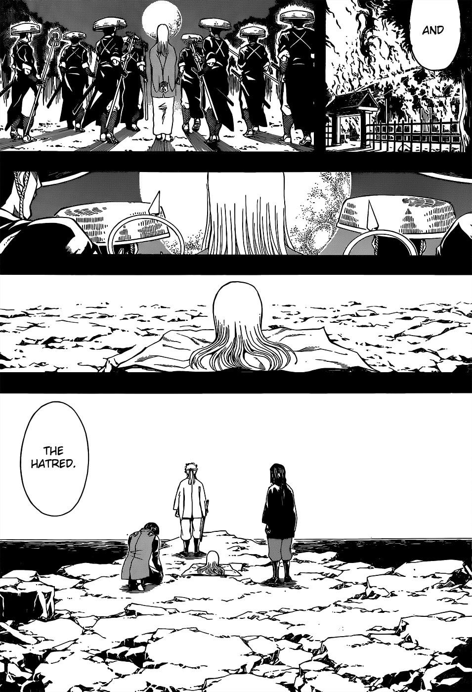 Gintama Chapter, 519 image 007