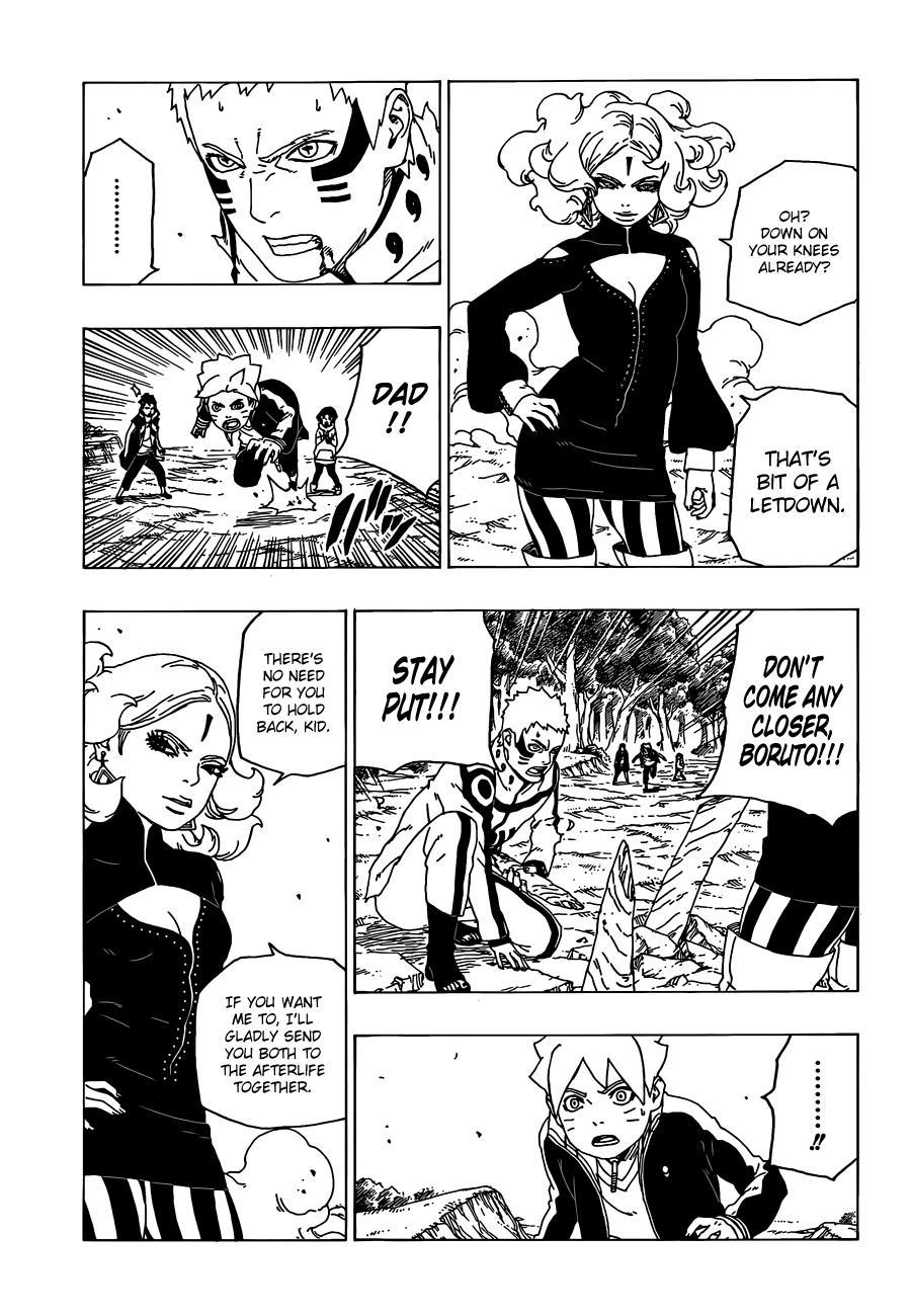 Boruto Manga, Chapter 31 image 022