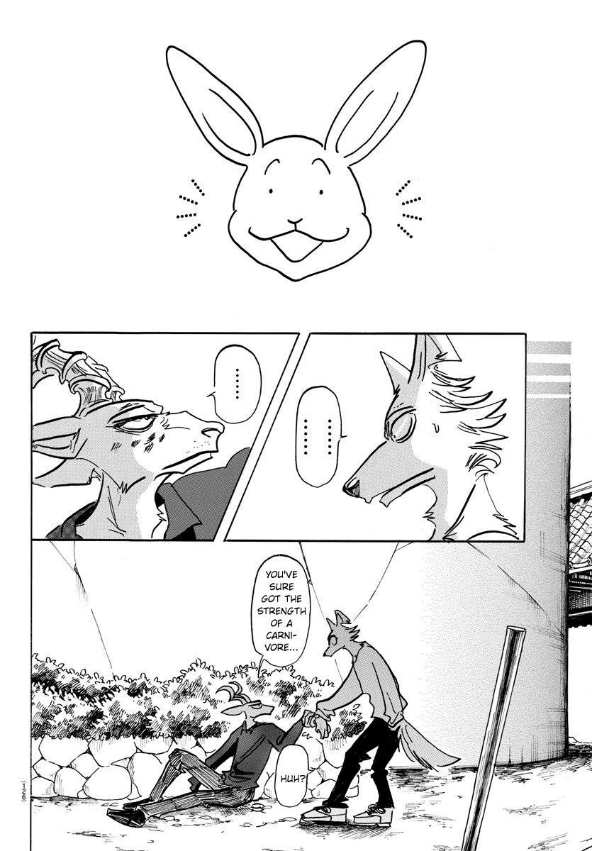 Beastars Manga, Chapter 151 image 004