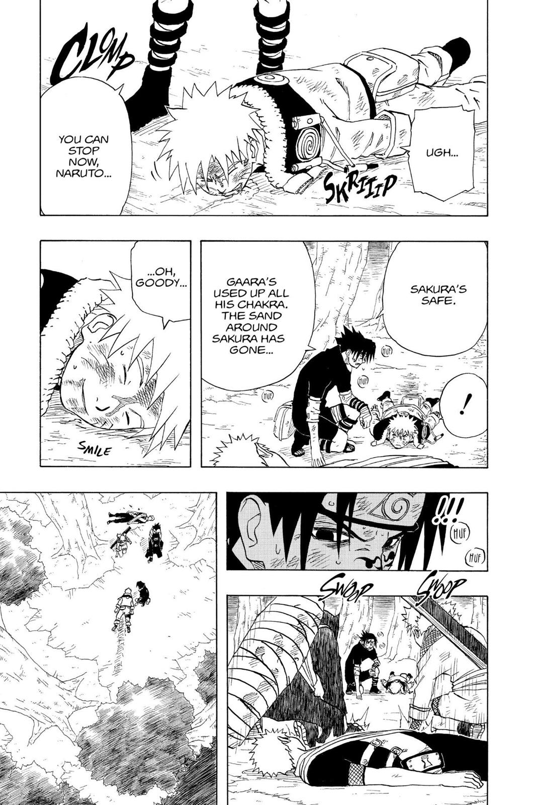 Naruto, Chapter 138 image 019