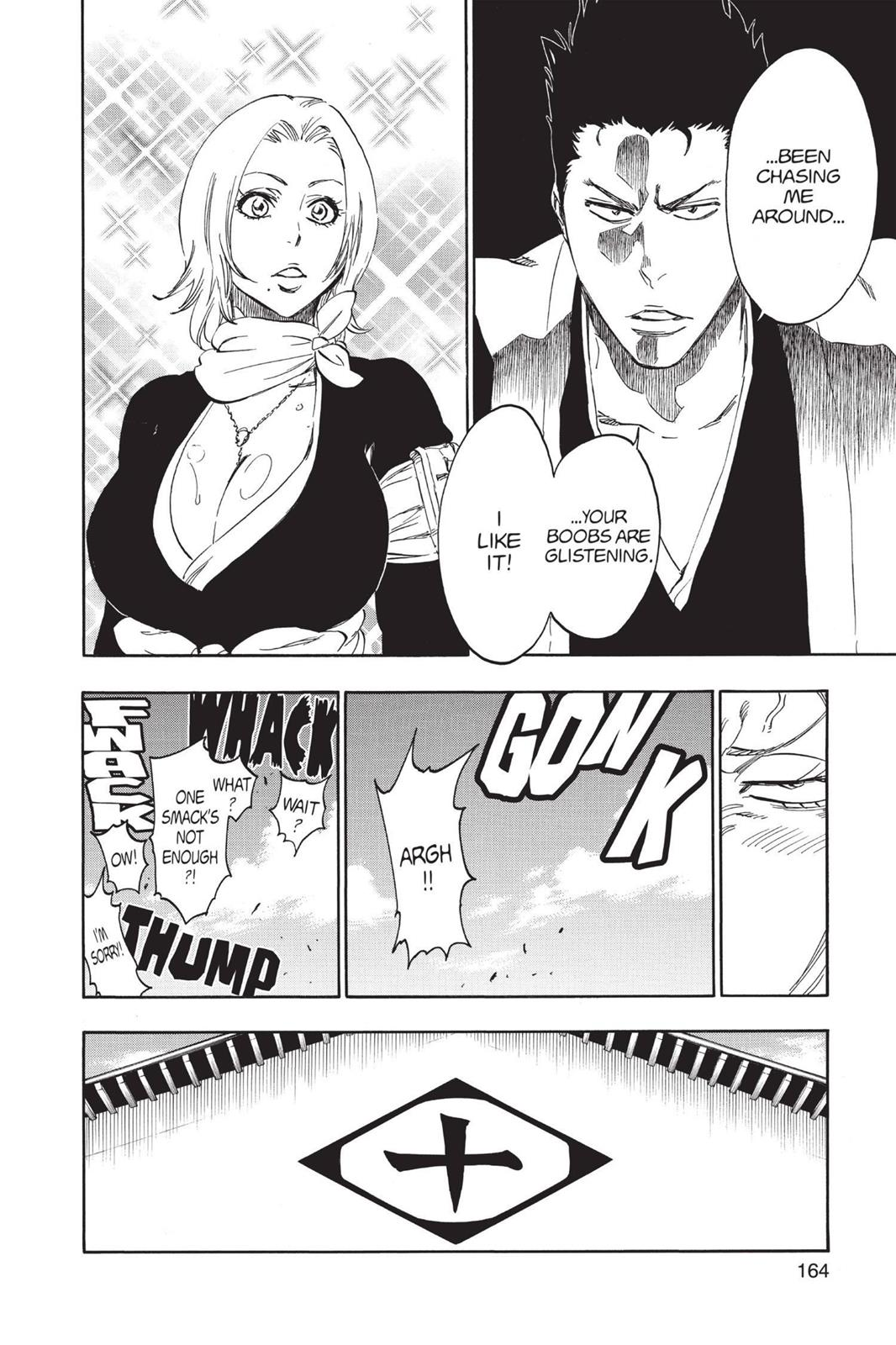 Bleach, Chapter 529 image 010