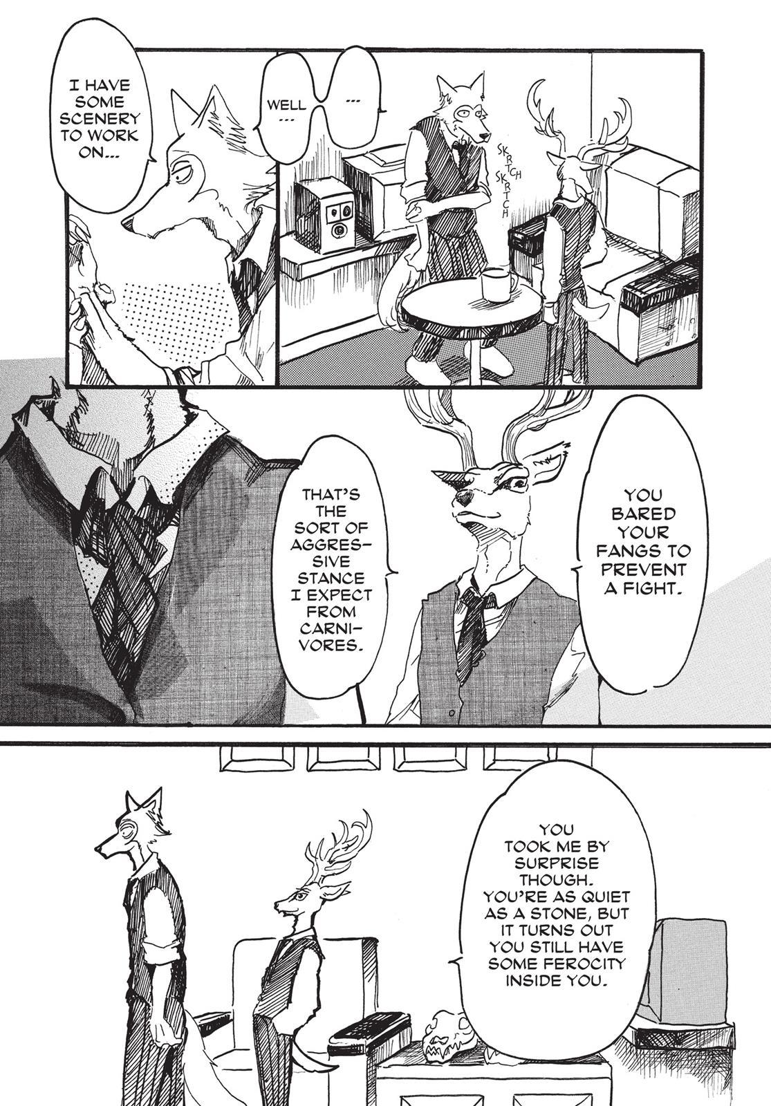 Beastars Manga, Chapter 2 image 031