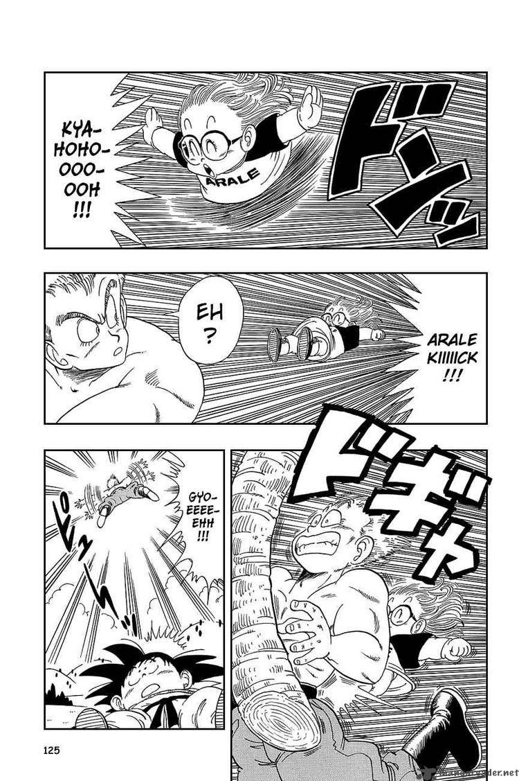 Dragon Ball, Chapter 83 image 008