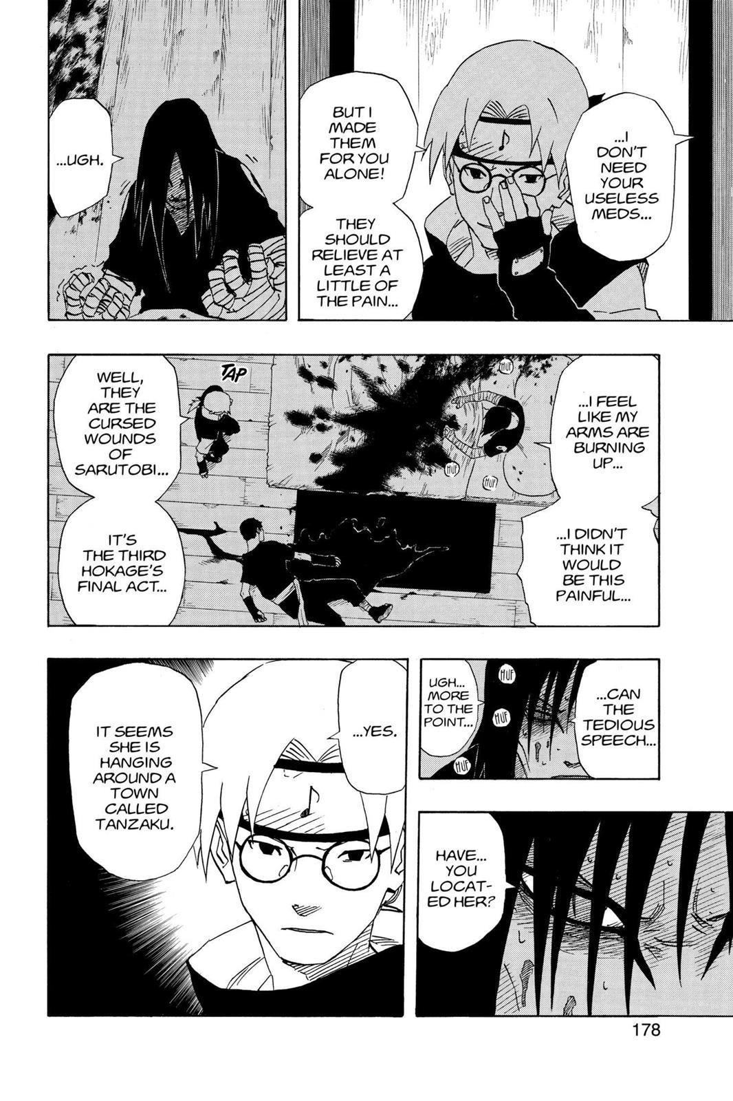 Naruto, Chapter 153 image 012