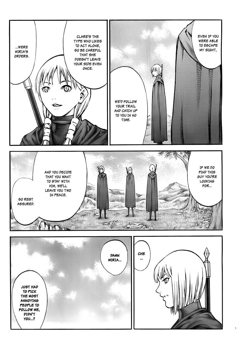 Claymore, Chapter 83 image 005