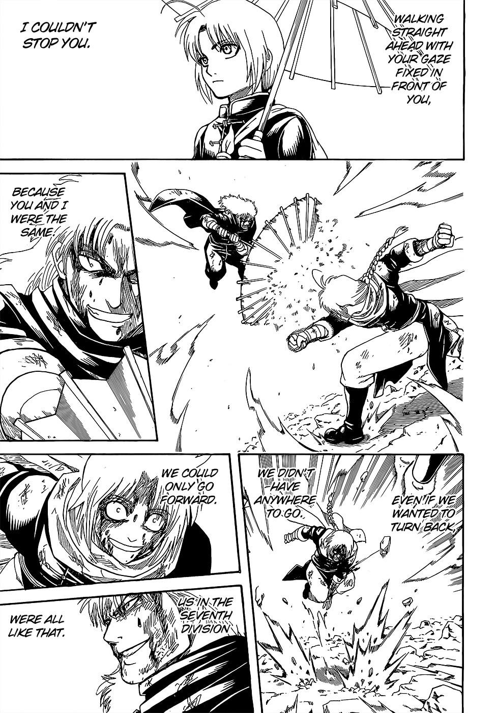 Gintama Chapter, 587 image 013