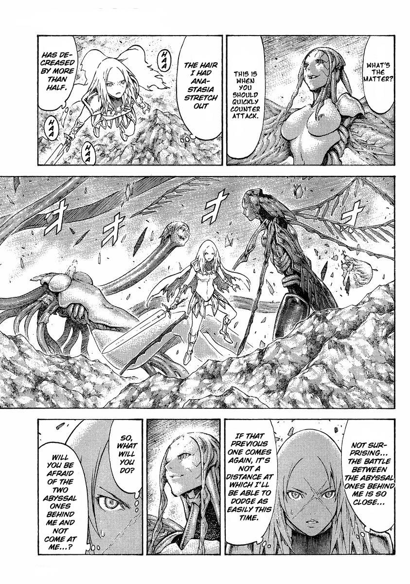 Claymore, Chapter 124 image 020