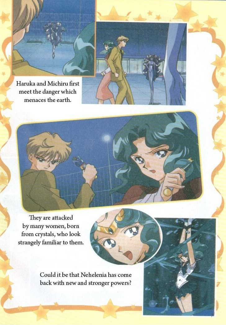 Sailor Moon, Cahpter 18 image 008