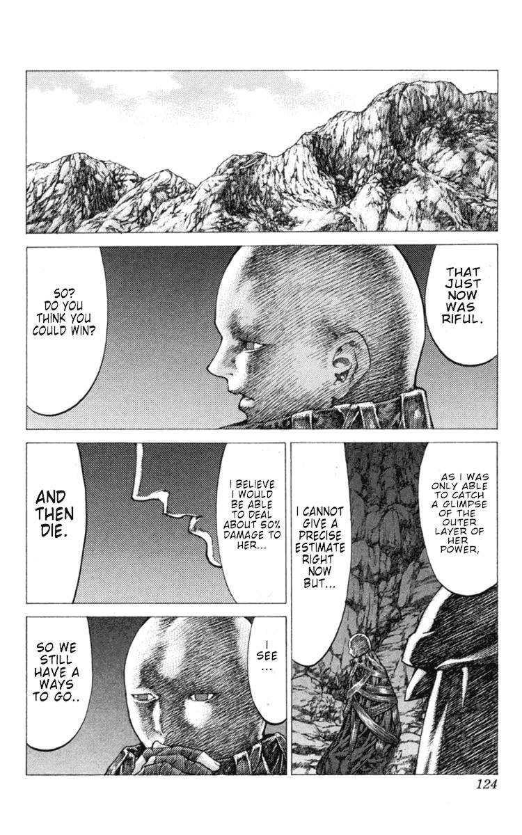 Claymore, Chapter 49 image 027