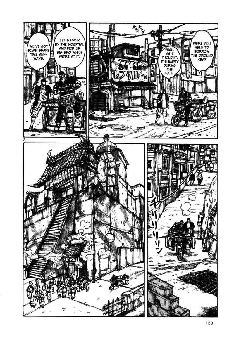 Dorohedoro, Chapter 99 image 002