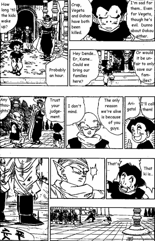 Dragon Ball, Chapter 470 image 003