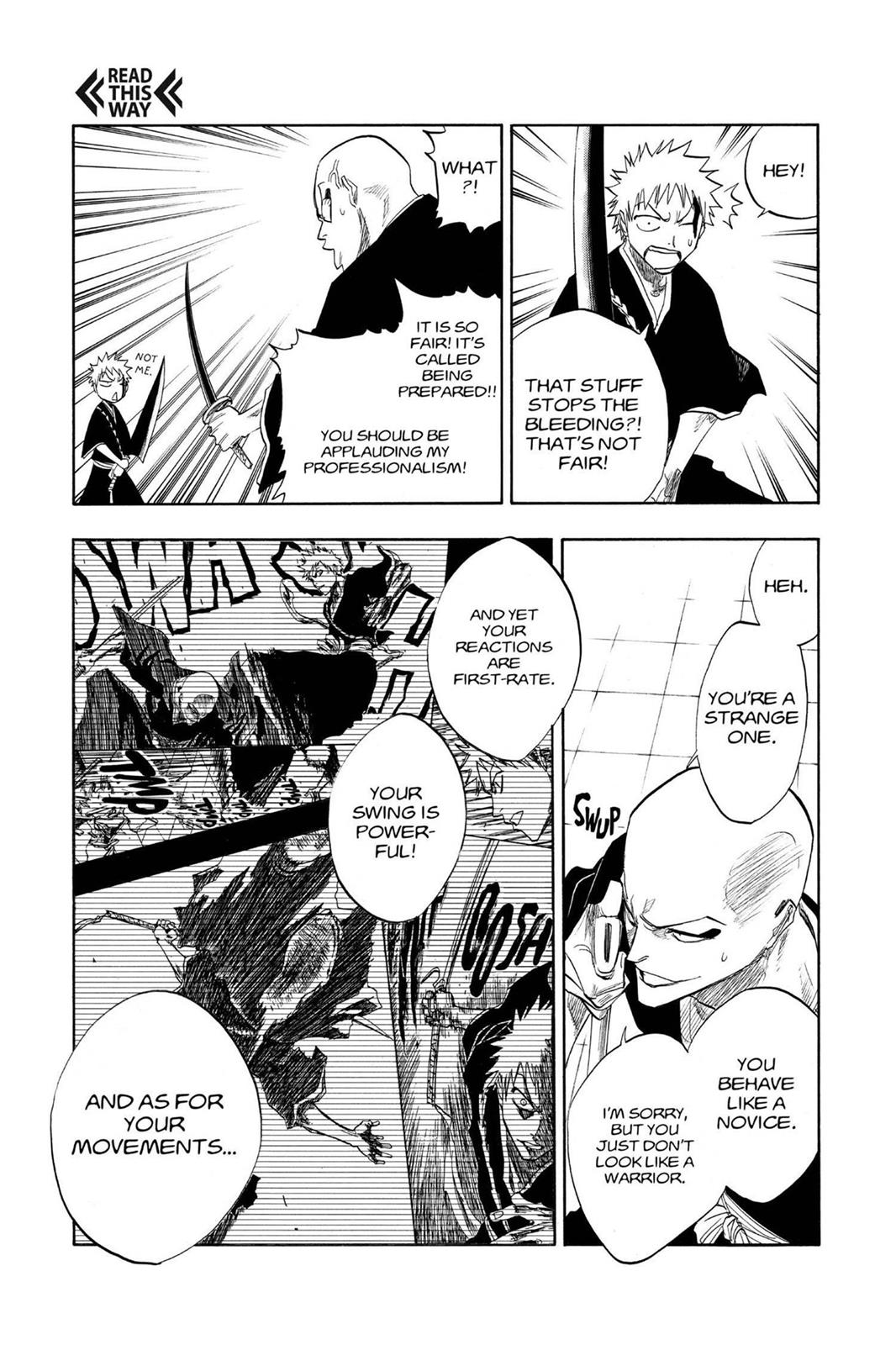 Bleach, Chapter 87 image 009