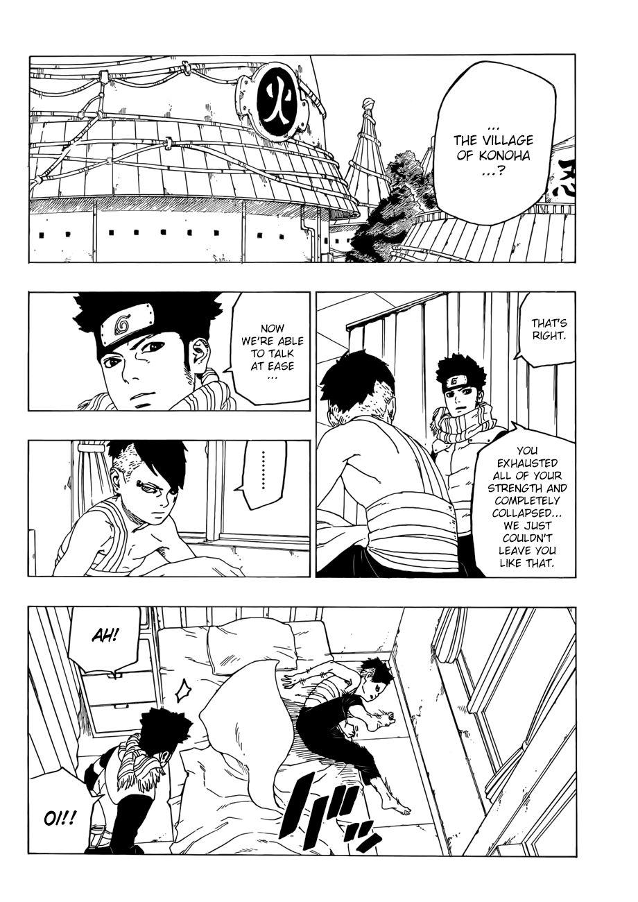 Boruto Manga, Chapter 26 image 011