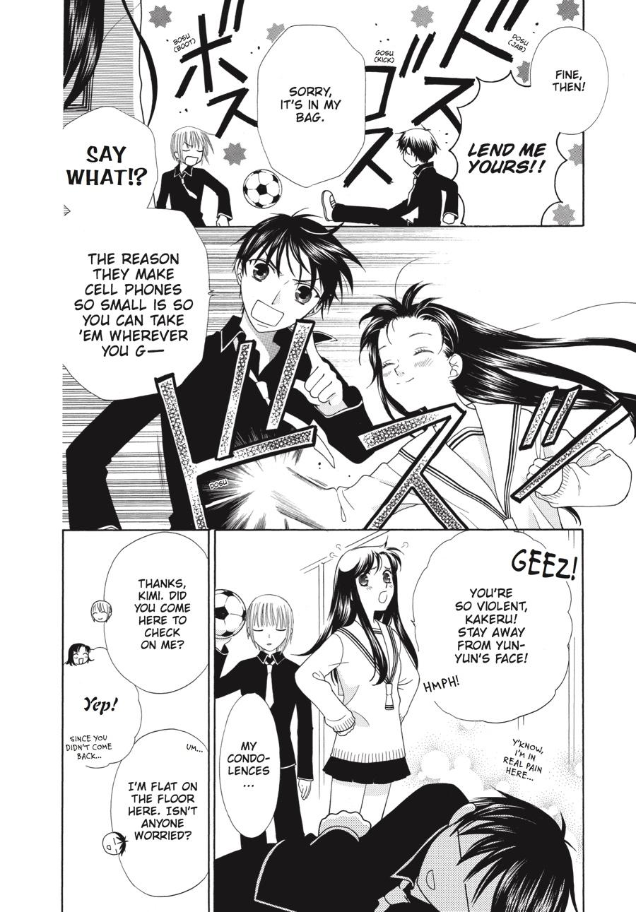 Fruits Basket, Chapter 86 image 016