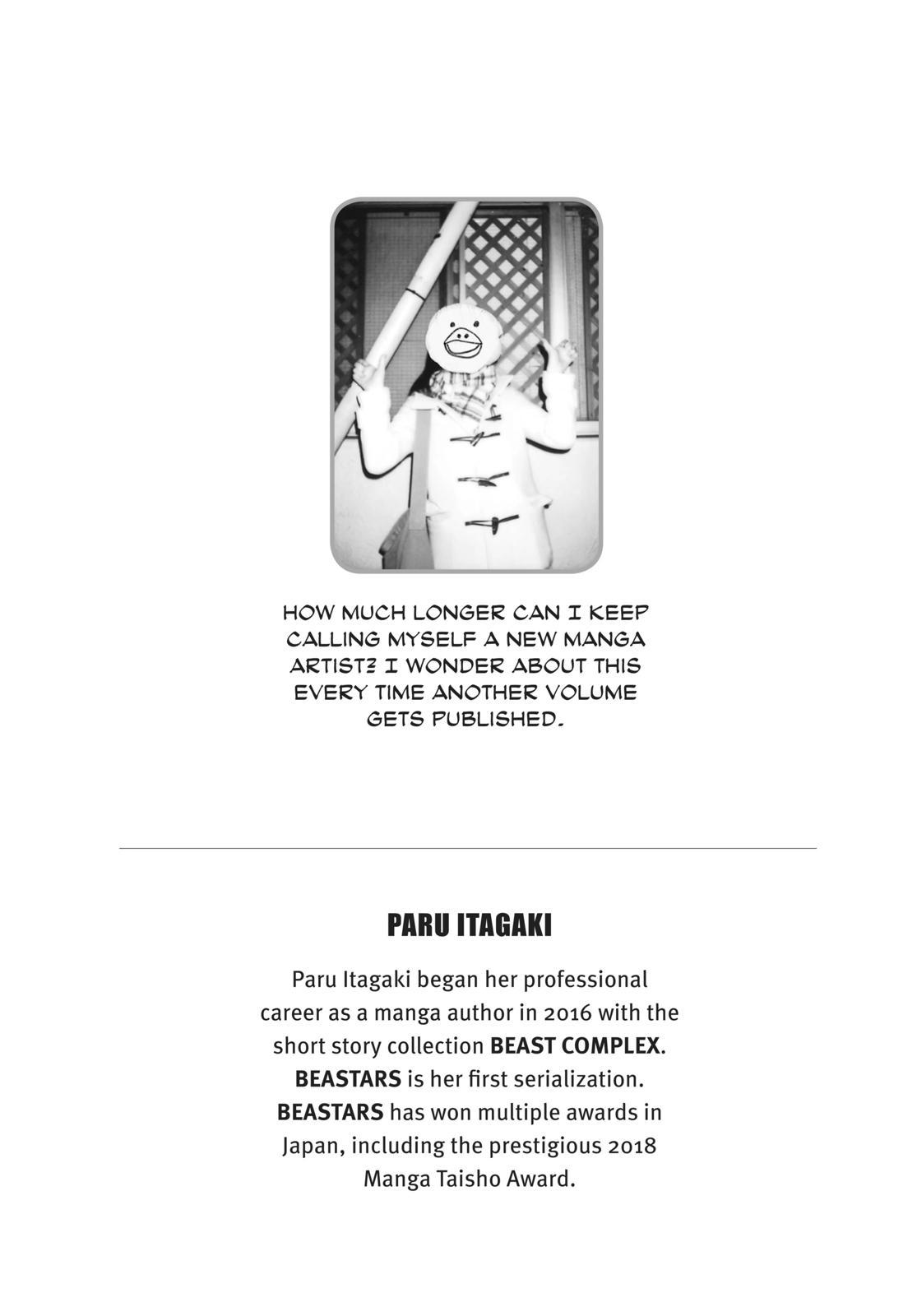 Beastars Manga, Chapter 61 image 023