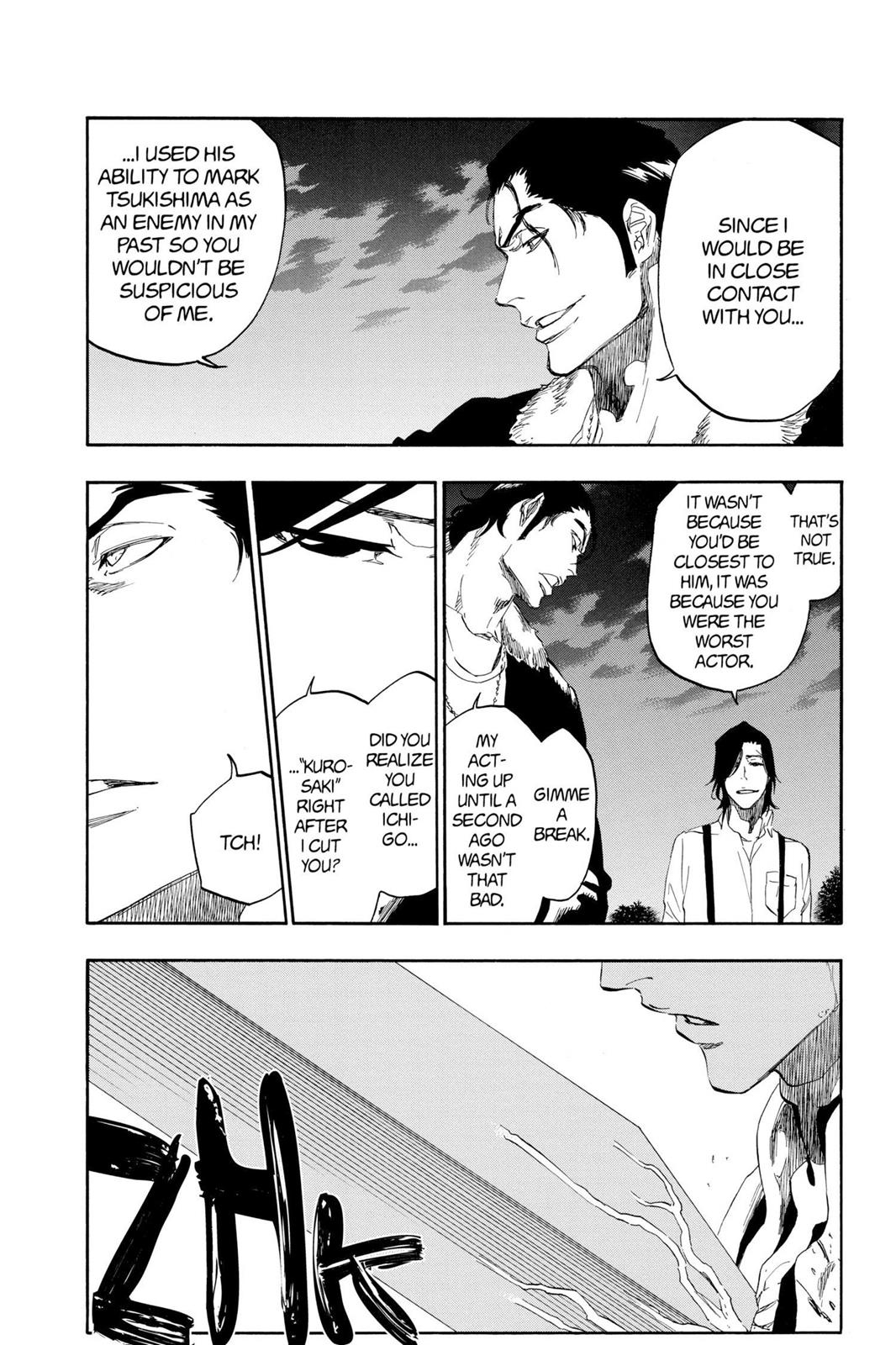 Bleach, Chapter 459 image 006