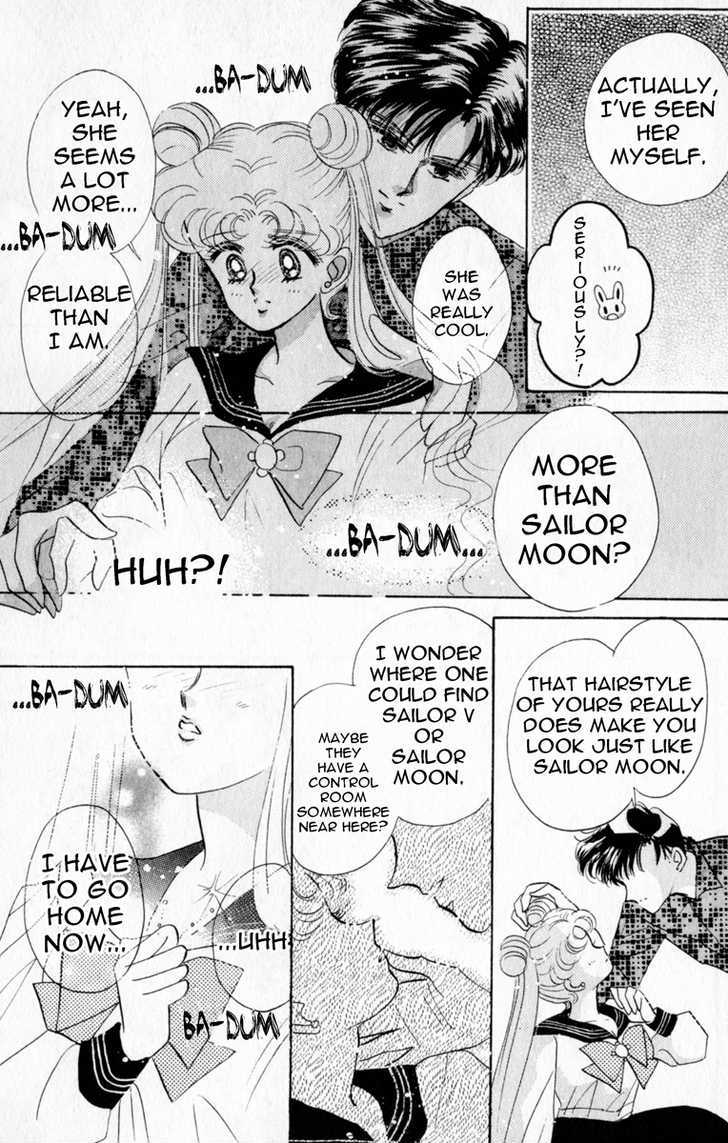 Sailor Moon, Cahpter 11 image 027