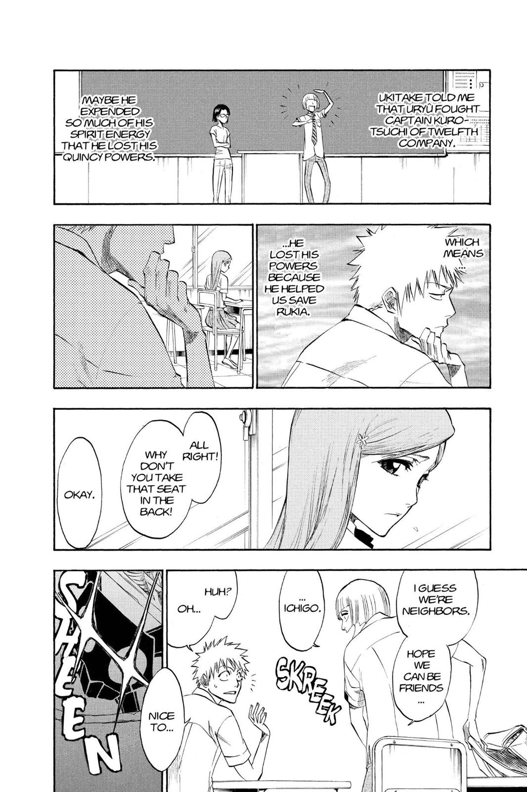 Bleach, Chapter 184 image 006