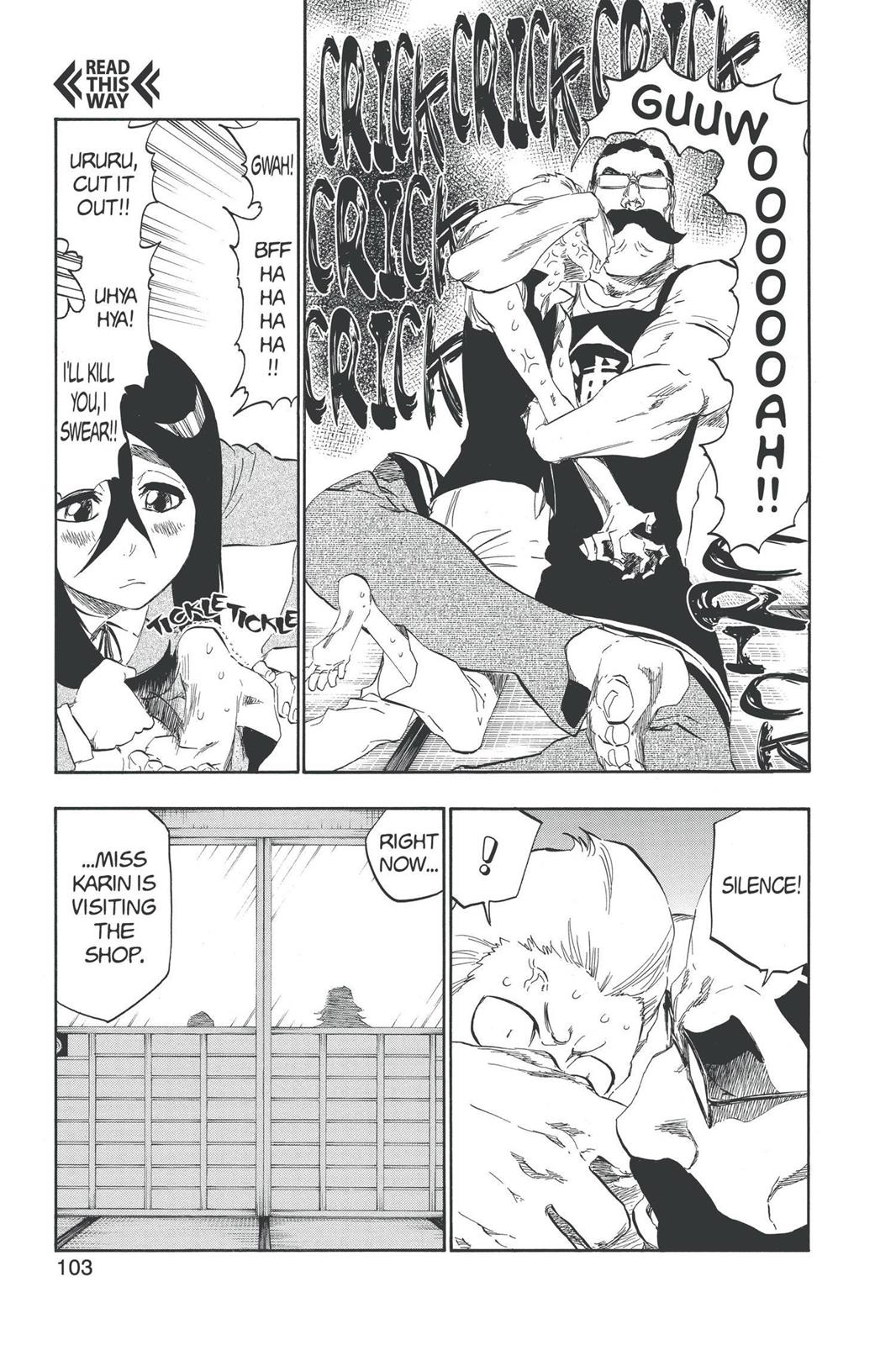 Bleach, Chapter 428 image 013