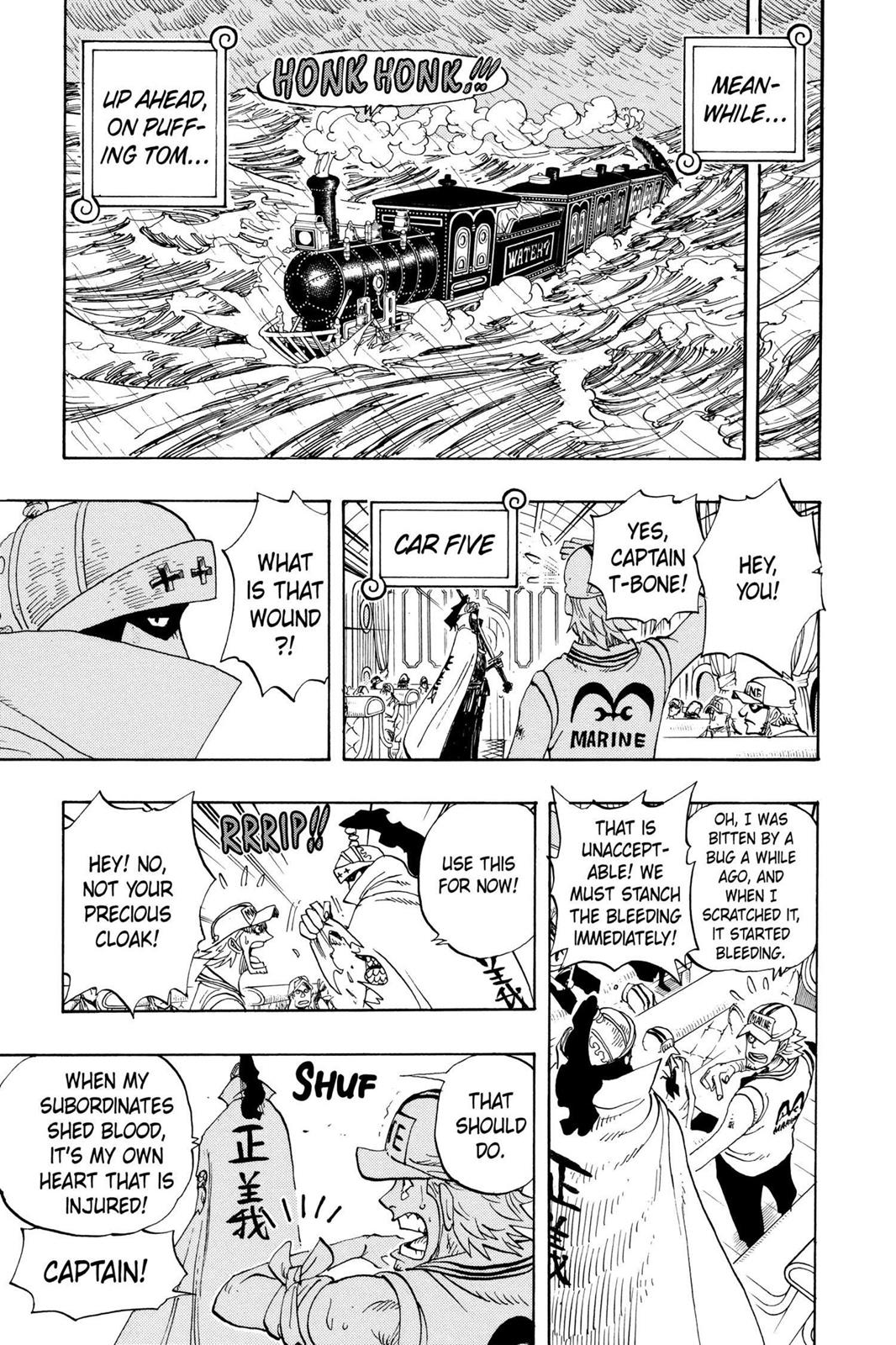 One Piece, Chapter 366 image 017