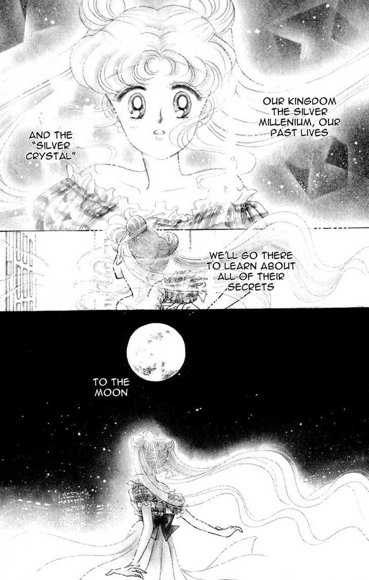 Sailor Moon, Cahpter 9 image 046
