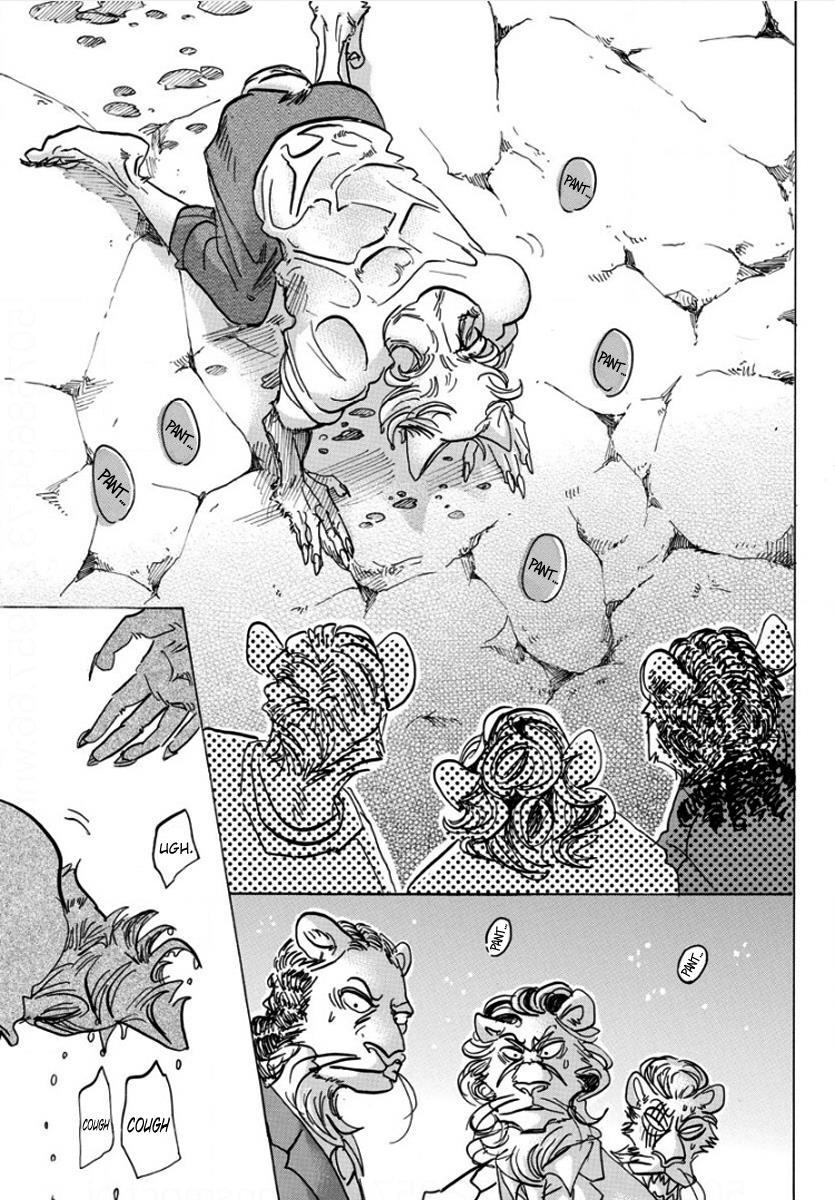 Beastars Manga, Chapter 141 image 019