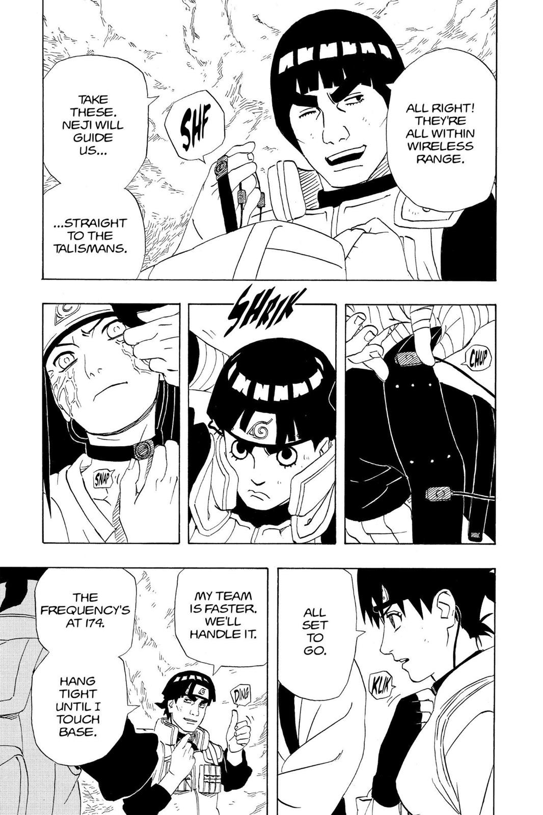 Naruto, Chapter 263 image 016