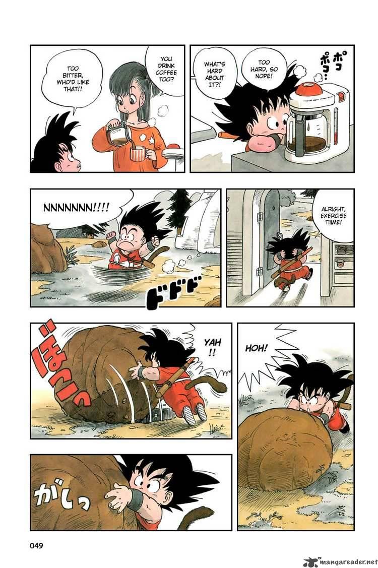 Dragon Ball, Chapter 3 image 002