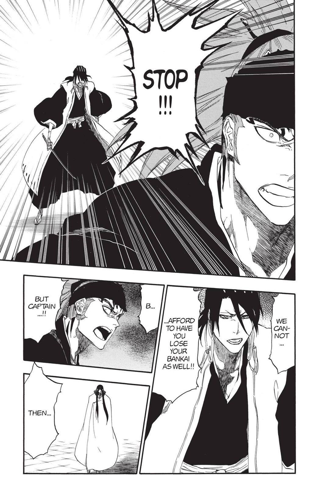 Bleach, Chapter 497 image 015