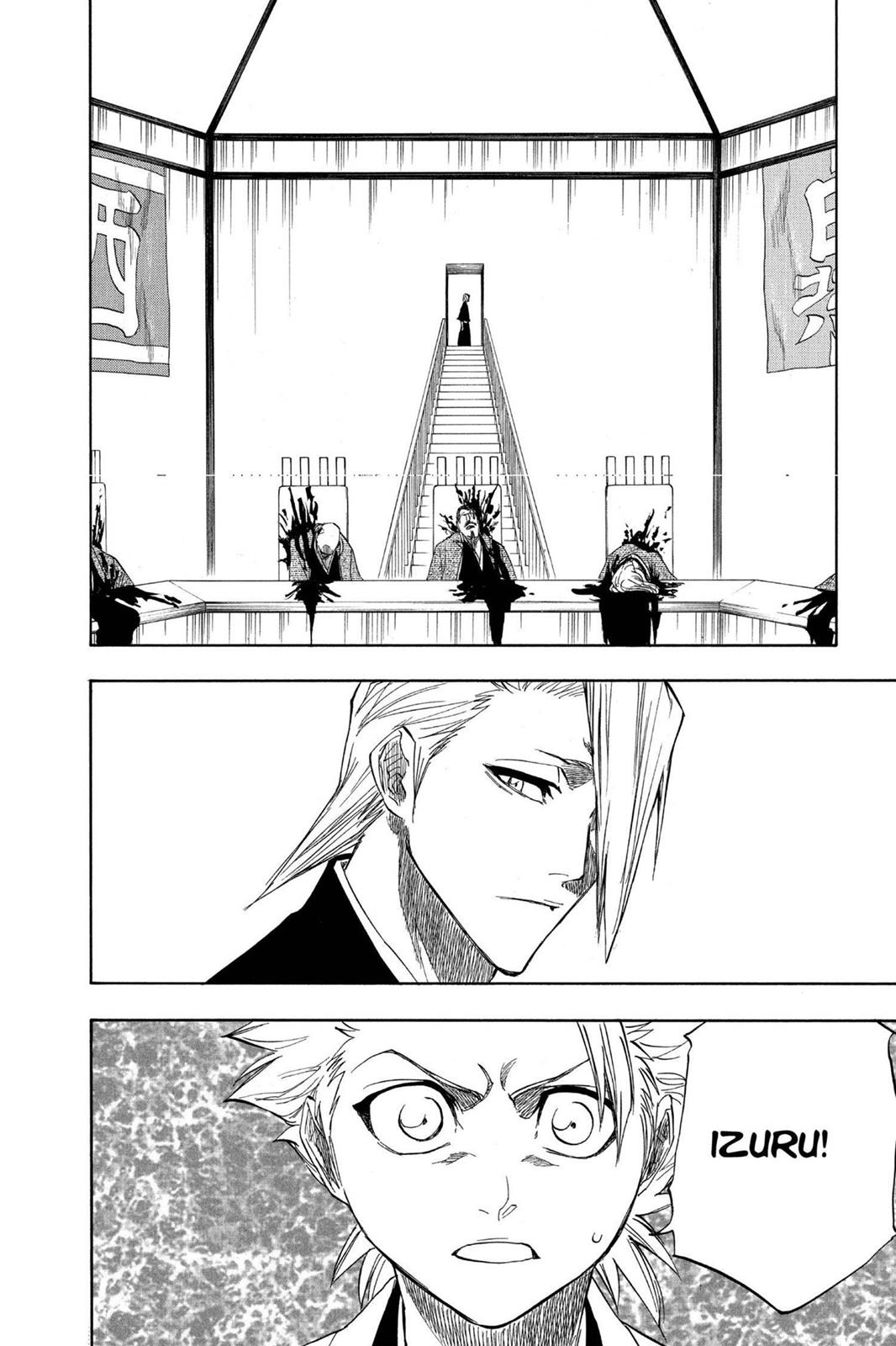 Bleach, Chapter 168 image 006