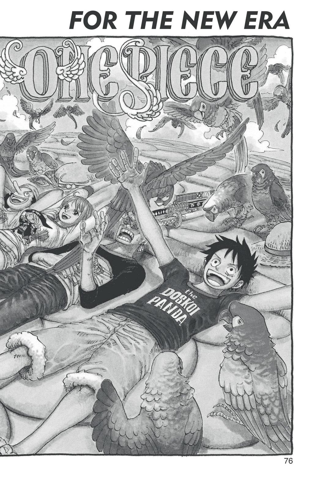 One Piece, Chapter 578 image 001