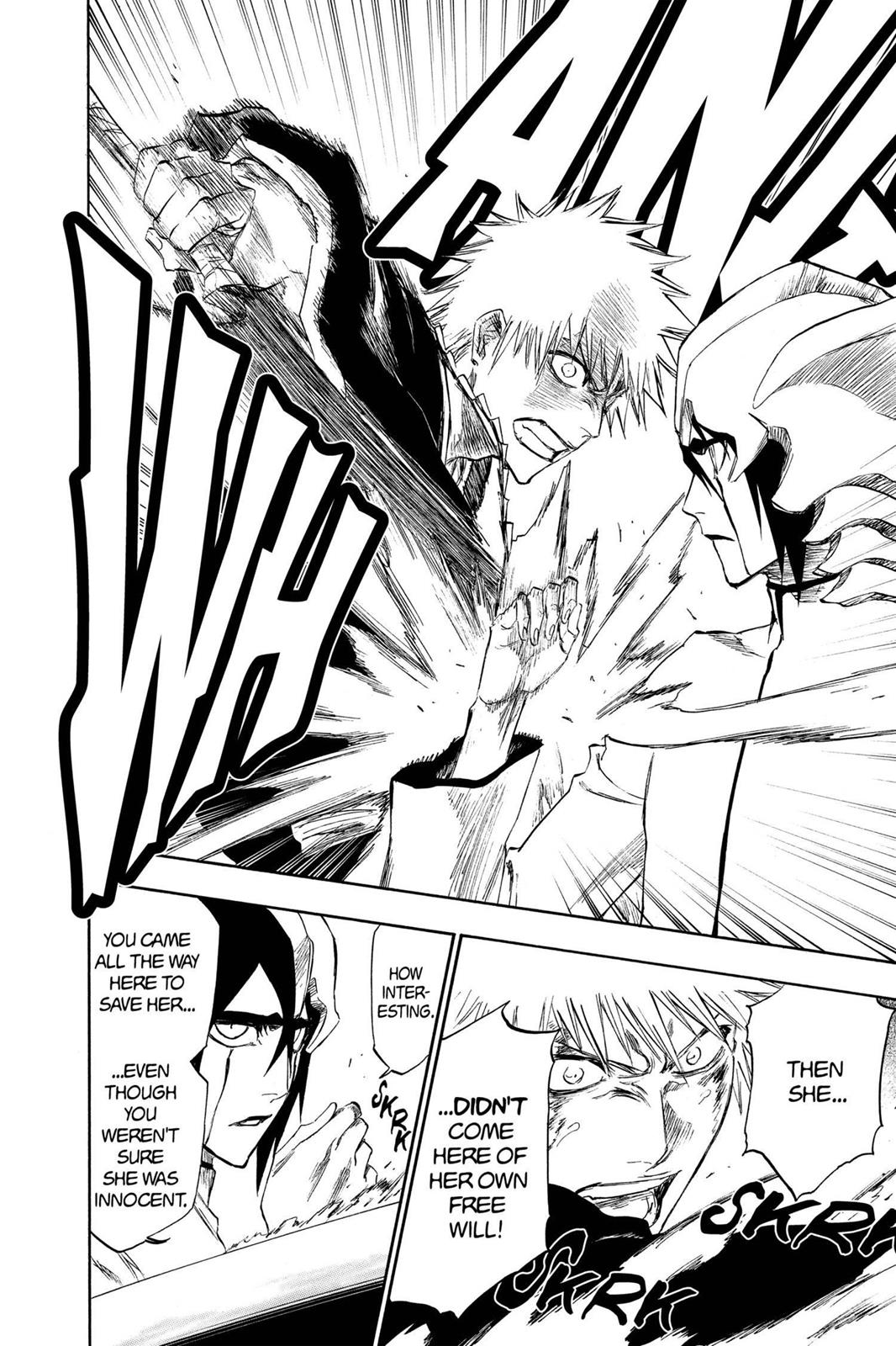 Bleach, Chapter 270 image 018