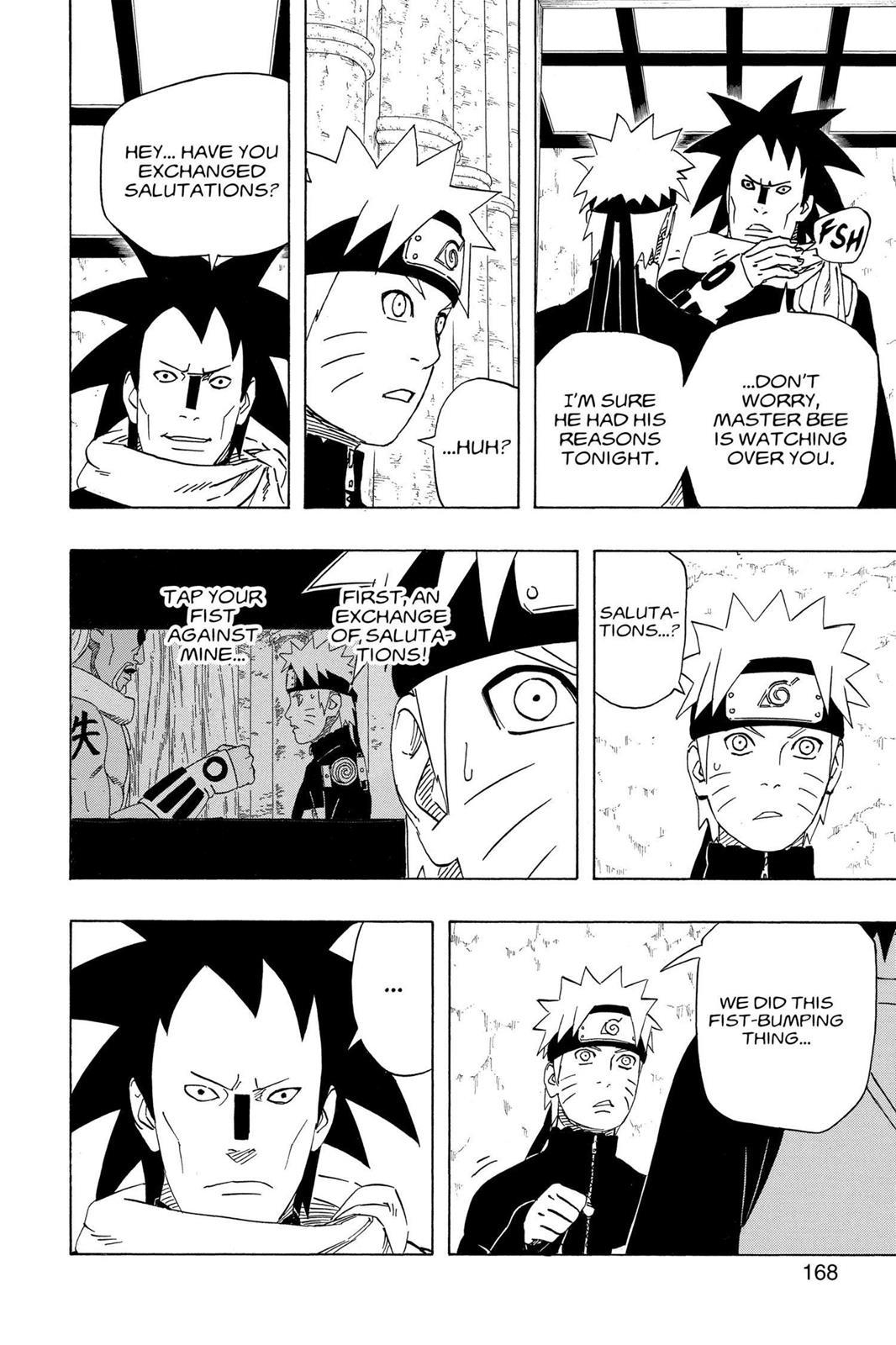 Naruto, Chapter 492 image 013