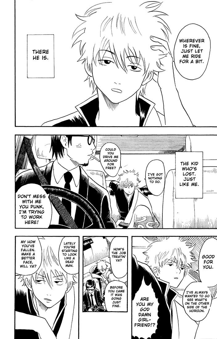 Gintama Chapter, 16 image 010