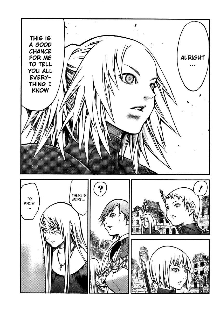 Claymore, Chapter 79 image 013