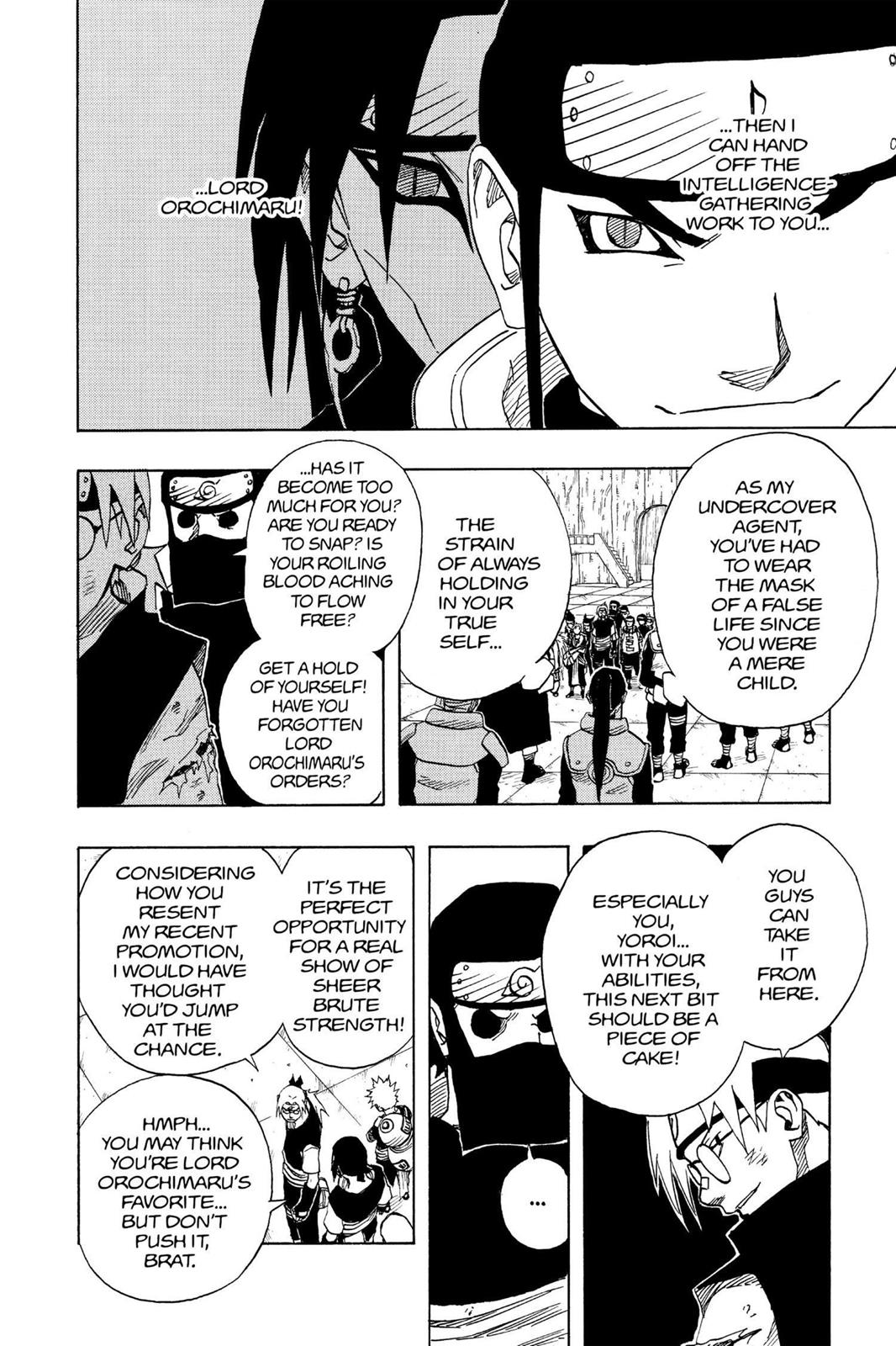 Naruto, Chapter 66 image 006