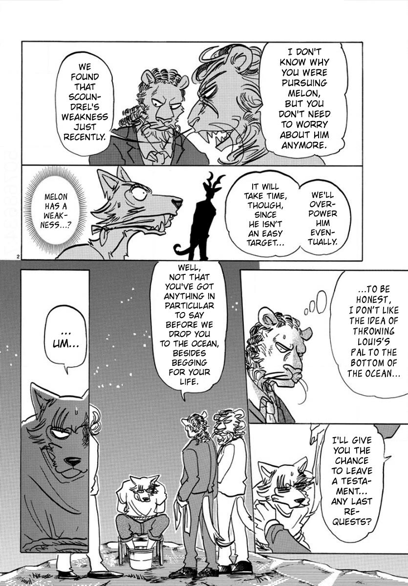 Beastars Manga, Chapter 141 image 003