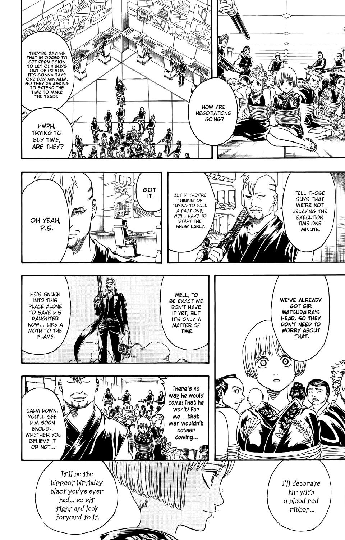 Gintama Chapter, 330 image 006