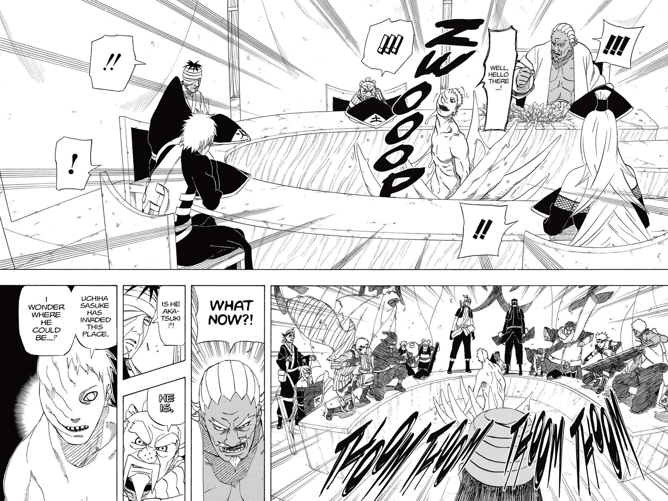 Naruto, Chapter 459 image 016