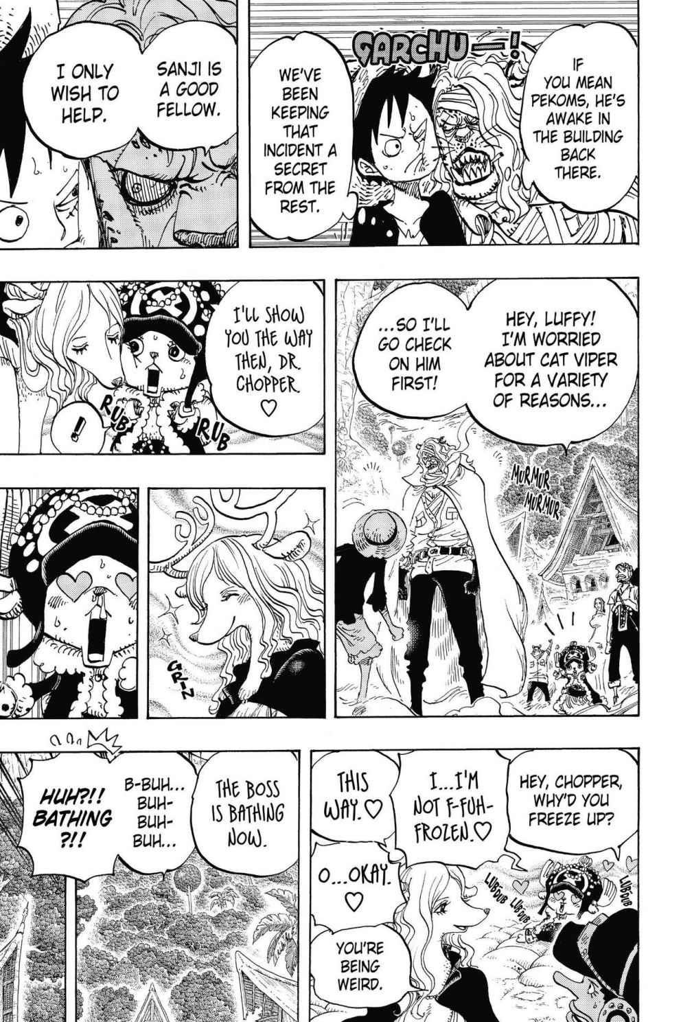 One Piece, Chapter 814 image 012