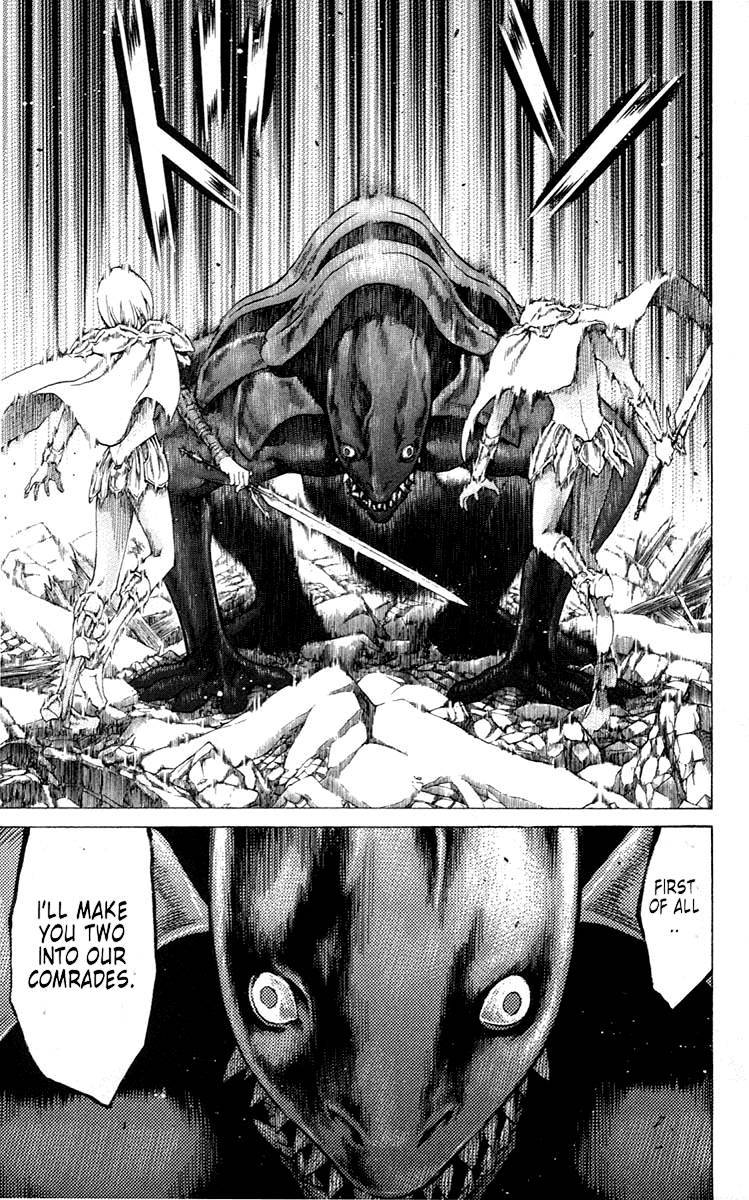 Claymore, Chapter 53 image 016