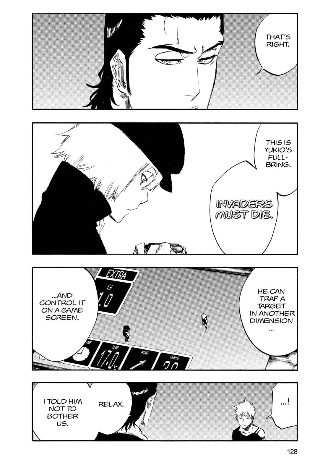 Bleach, Chapter 448 image 002