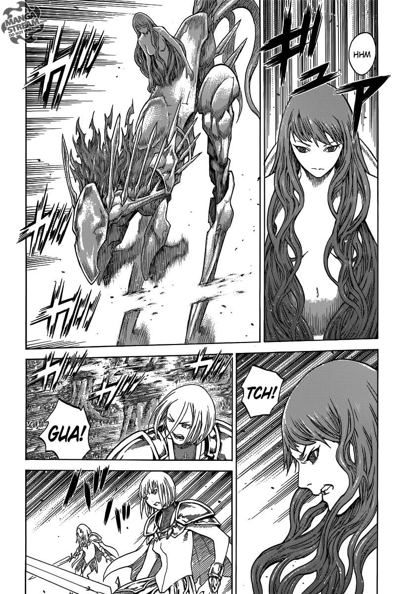 Claymore, Chapter 136 image 028