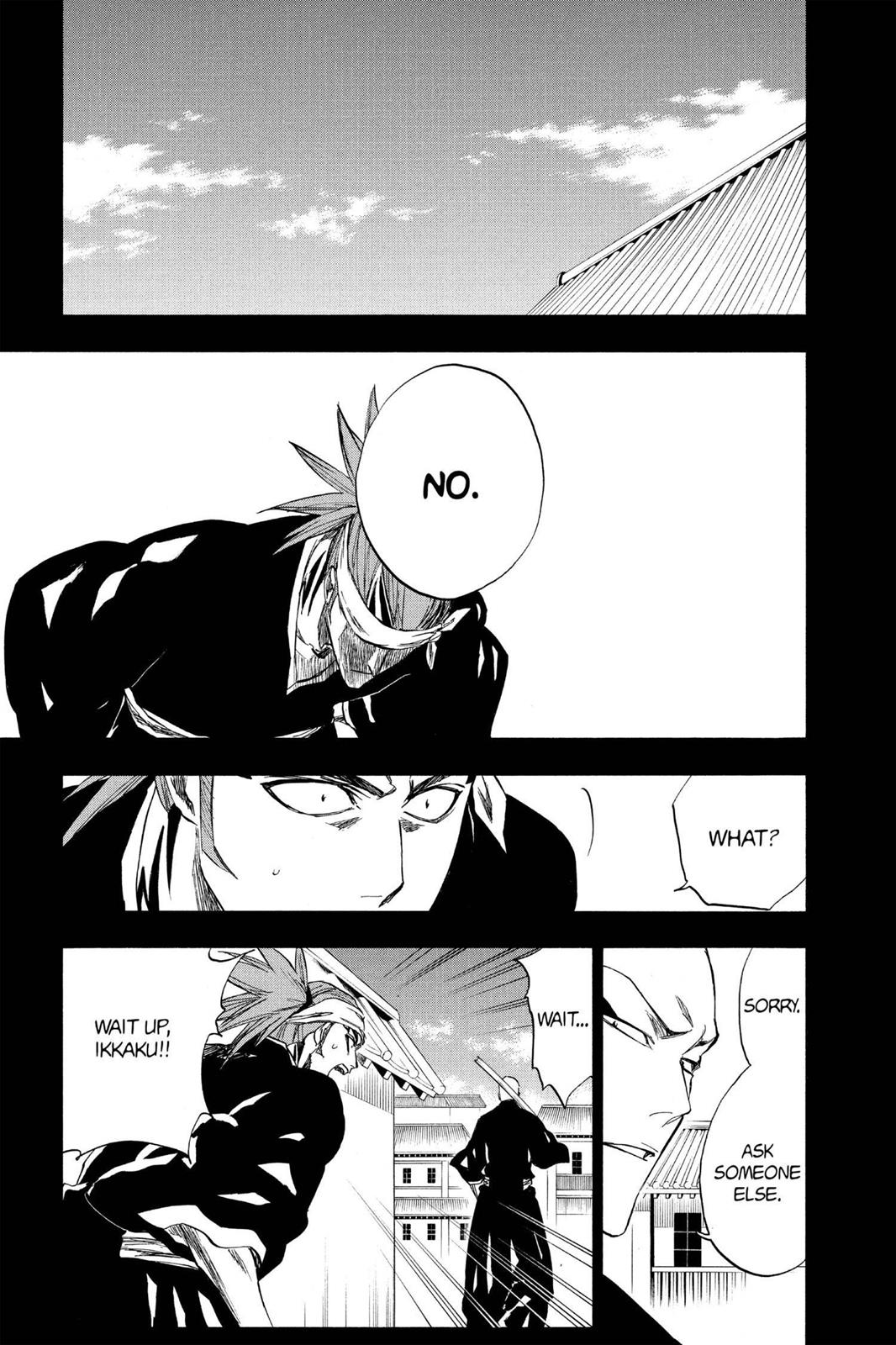 Bleach, Chapter 206 image 017